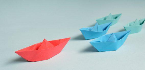 Ett gäng båtar